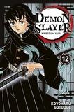Demon Slayer Tome 12 : Avec un carnet offert