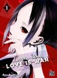 Kaguya-sama: Love is War Tome 1