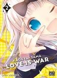 Kaguya-Sama : Love is War Tome 2