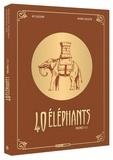 40 éléphants Cycle 1 : Pack en 2 volumes : Tome 1, Florrie, doigts de fée ; Tome 2, Maggie , passe-muraille