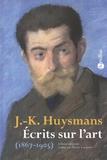 Ecrits sur l'art (1867-1905)