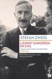 L'esprit européen en exil. Essais, discours, entretiens (1933-1942)