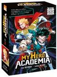 My Hero Academia : Coffret en 2 volumes : My hero Academia tome 30, danse macabre ; My Hero Academia, les dossiers secretsde Ua tome 5, Le labyrinthe souterrain de Yuei. Avec 1 stand acrylique, 1 ex-libris, Edition collector