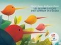 Les quatre saisons d'En sortant de l'école. Prévert, Desnos, Apollinaire, Eluard, avec 2 DVD