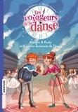 Les voyageurs de la danse Tome 1 : Margot & Rudy et la petite danseuse de Degas