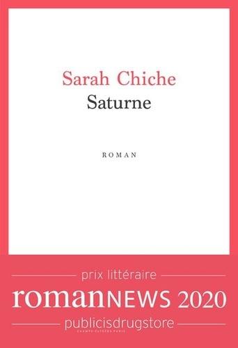Saturne   Chiche, Sarah. Texte