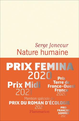 Nature humaine   Joncour, Serge. Texte
