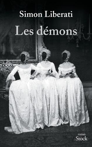Les démons   Liberati, Simon. Texte