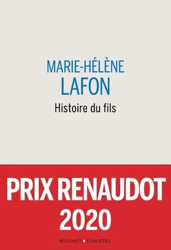 Histoire du fils   Lafon, Marie-Hélène. Texte