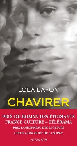Chavirer   Lafon, Lola. Texte