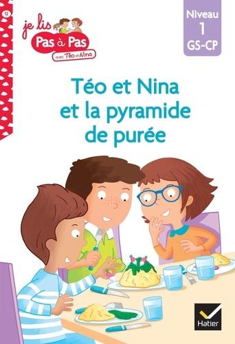 La pyramide de purée : Niveau 1 GS CP / texte, Isabelle Chavigny | Chavigny, Isabelle. Auteur