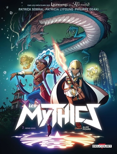 Les Mythics  v.7 , Hong Kong