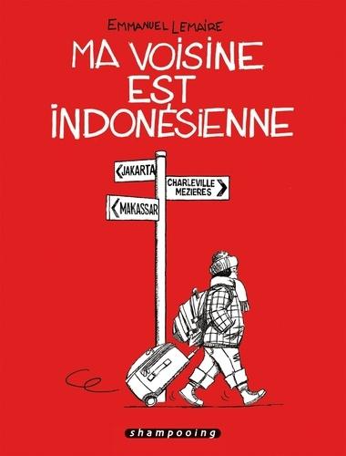 Ma voisine est Indonésienne