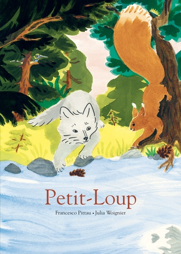 Petit-Loup | Pittau, Francesco. Texte
