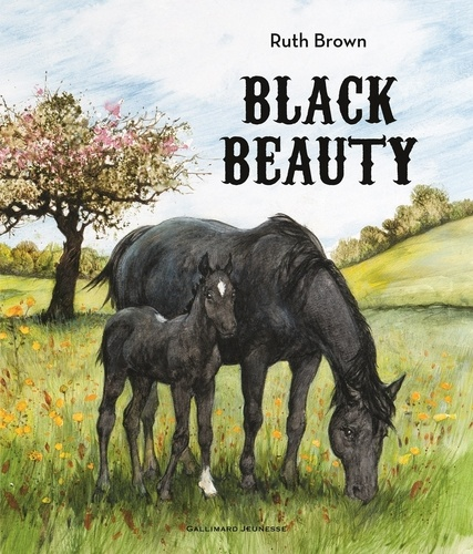 Black Beauty / Ruth Brown, Anna Sewell |
