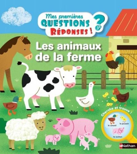Les animaux de la ferme / Camille Moreau |