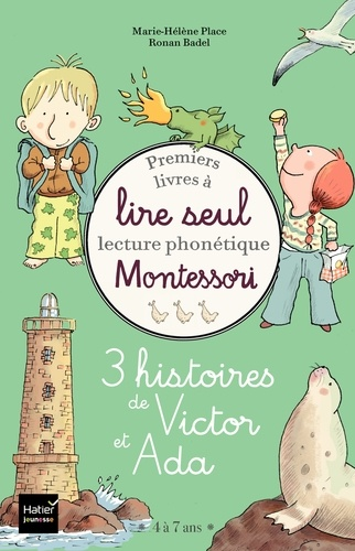 3 histoires de Victor et Ada / Marie-Hélène Place |