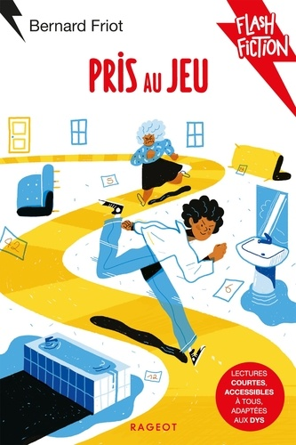 Pris au jeu / Bernard Friot | Friot, Bernard (1951-....). Auteur