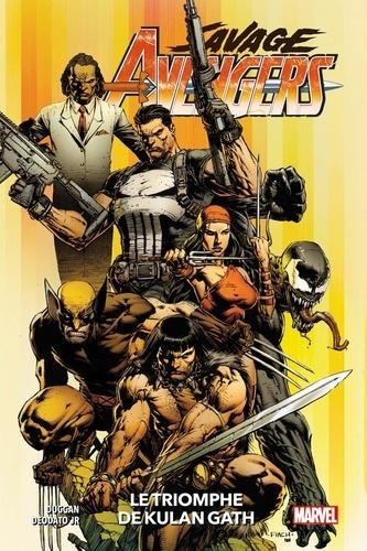 Savage Avengers  v.1 , Le triomphe de Kulan Gath