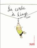 Orbie - La corde à linge.