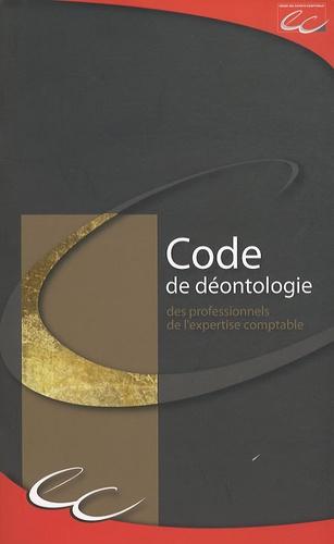 Code De Déontologie Expert Comptable