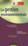 Ordre des Experts-Comptables - La gestion environnementale - Levier de performance pour l'entreprise.