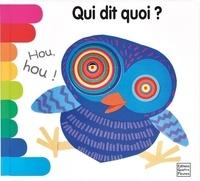 Orecchia et Claire Allouch - Qui dit quoi ?.
