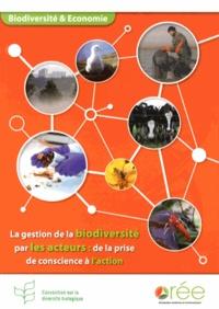 Ucareoutplacement.be La gestion de la biodiversité par les acteurs : de la prise de conscience à l'action - Biodiversité & Economie Image