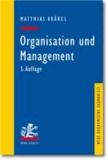 Organisation und Management.