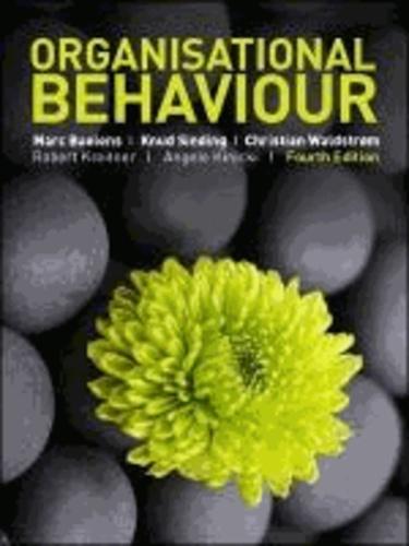 Organisational Behaviour.