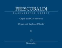 Cjtaboo.be Orgel- und Clavierwerke, Band III: Il Secondo Libro di Toccate (Rom, Borboni, 1627, 2/1637) Image