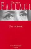 Oriana Fallaci - Un homme.
