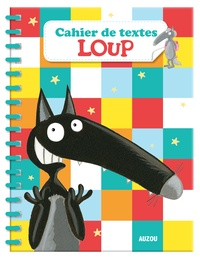 Téléchargements manuels ebook gratuits Cahier de textes Loup 9782733870556