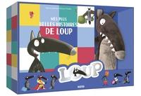 Orianne Lallemand et Eléonore Thuillier - Coffret Mes plus belles histoires de Loup - Avec une peluche Loup.
