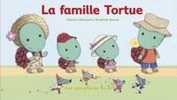 Orianne Lallemand et Rosalinde Bonnet - La famille tortue.