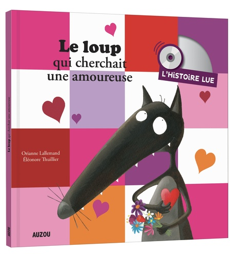 """Afficher """"Le Loup qui cherchait une amoureuse CD"""""""