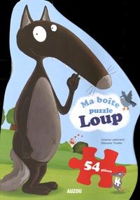Ma boîte puzzle Loup- 54 pièces - Orianne Lallemand |