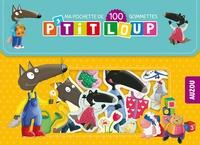 Orianne Lallemand et Eléonore Thuillier - Ma pochette de 100 gommettes P'tit Loup.