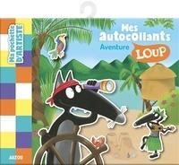 Téléchargeur de livres google gratuit pour Android Mes autocollants Loup  - Aventure ePub par Orianne Lallemand, Eléonore Thuillier