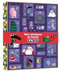 Téléchargez des ebooks gratuits au format pdb Mon calendrier de l'avant Loup  - Avec 10 figurines par Orianne Lallemand, Eléonore Thuillier 9782733872468