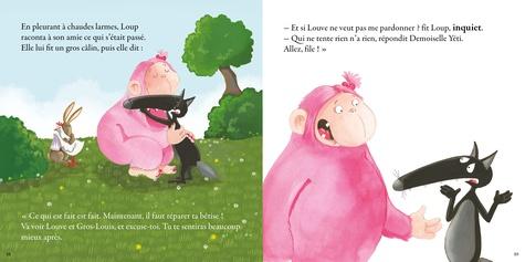 Mon coffret Loup. 3 histoires & 1 peluche