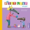 Orianne Lallemand et Eléonore Thuillier - P'tit Loup  : P'tit Loup est poli.
