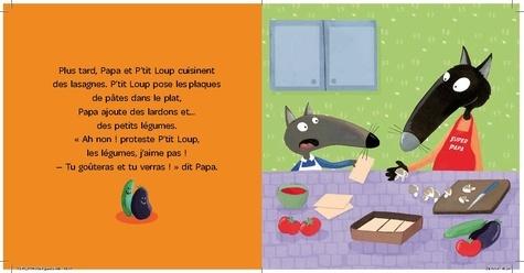 P'tit Loup  P'tit Loup n'aime que les pâtes