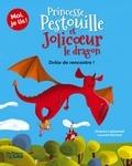 Orianne Lallemand et Laurent Richard - Princesse Pestouille et Jolicoeur le dragon Tome 1 : Drôle de rencontre !.