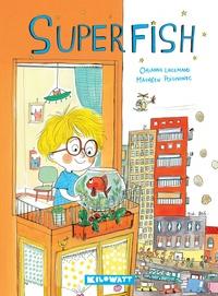 Orianne Lallemand et Maurèen Poignonec - Superfish.
