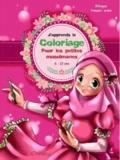 Orientica - J´apprends le coloriage - Pour les petites musulmanes.