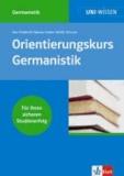 Orientierungskurs Germanistik.