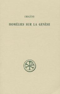 Origène - Homélies sur la genèse.