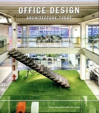 Oriol Magrinya et Eva Serra - Office Design - Architecture Today.