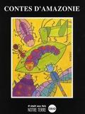Orlando Casanova Heller - Contes d'Amazonie. 1 CD audio